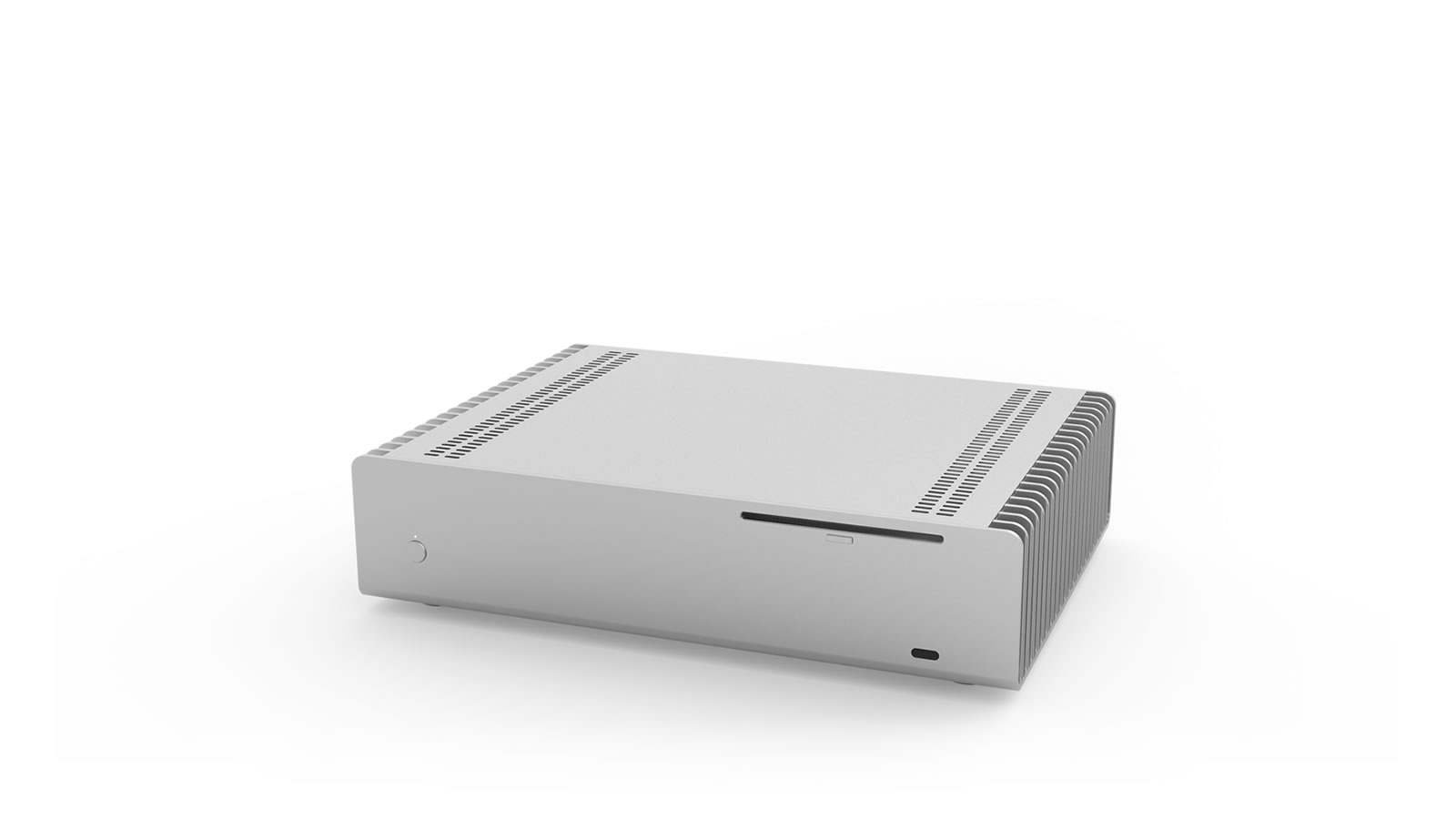 FC10 Alpha Fanless Chassis