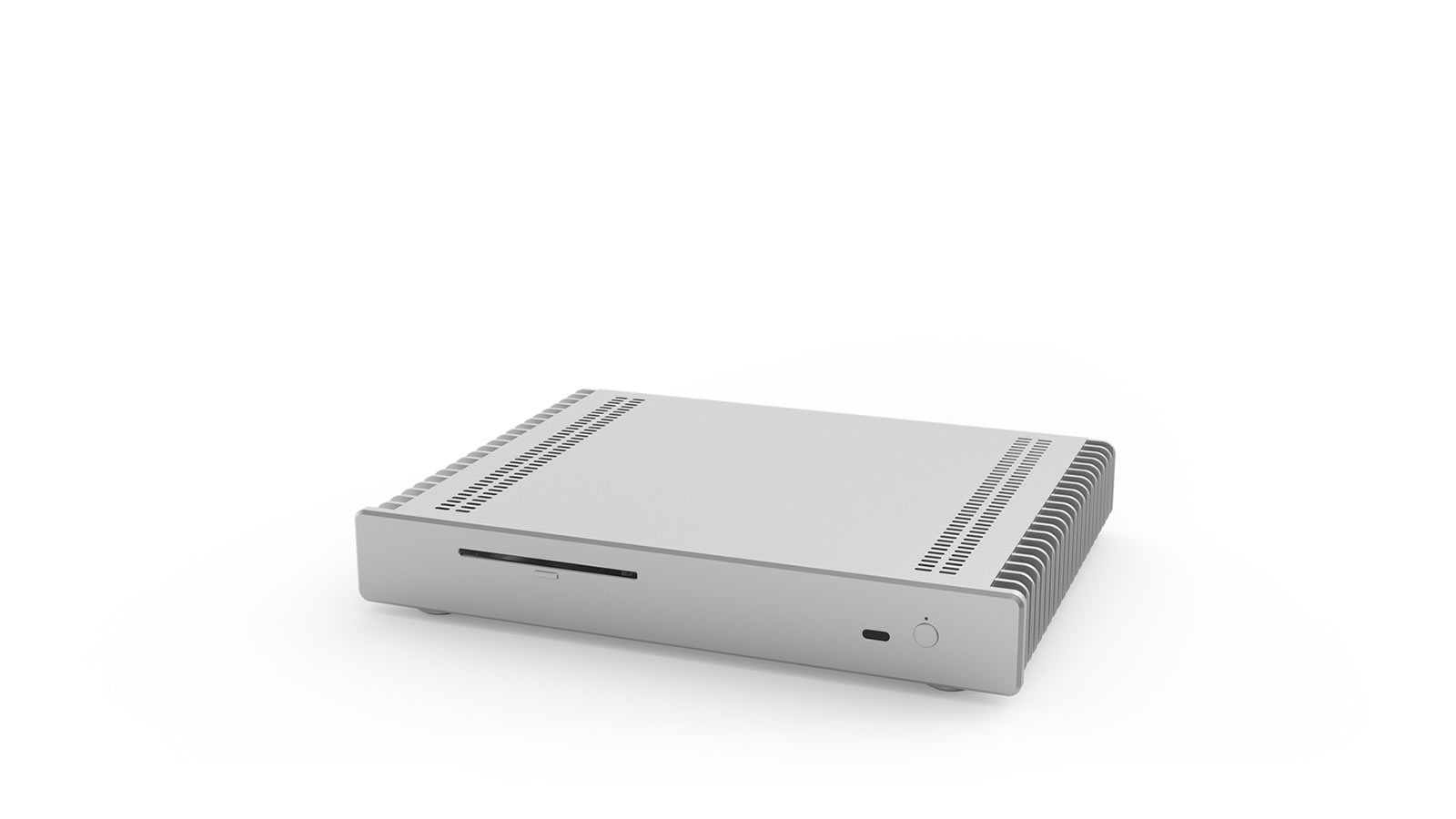 FC5 Alpha Fanless Chassis