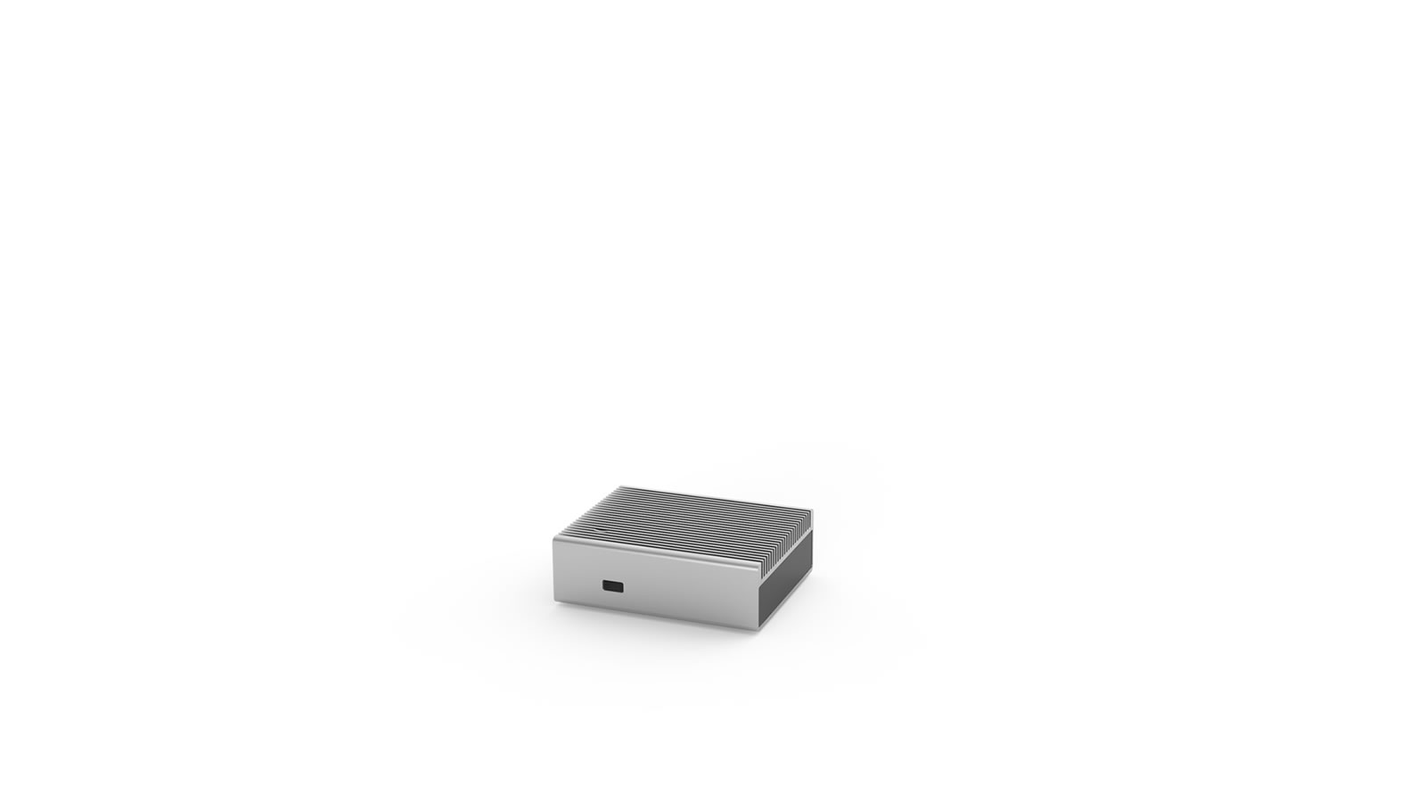 NC1 Fanless Chassis